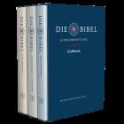 Lutherbibel 3 Bände im Schuber