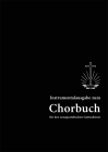 Instrumentalausgabe zum Chorbuch