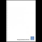 Schreibblock DIN A4, Ringbuch