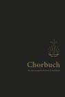 Chorbuch, Ledereinband im Schuber