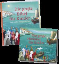 Die große Bibel für Kinder & Die große Hörbibel für Kinder