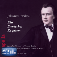 Brahms-Requiem (MP3-Album)