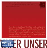 Vater unser (MP3-Album)