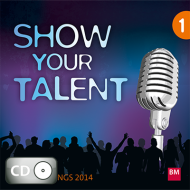 Show YOUR talent, Volume 1 (CD)