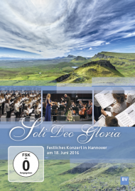 Soli Deo Gloria (DVD), inkl. CD