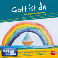 Gott ist da (MP3-Album)