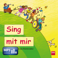 Sing mit mir - Playback-Version (MP3-Album)