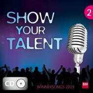 Show YOUR talent, Volume 2 (CD)