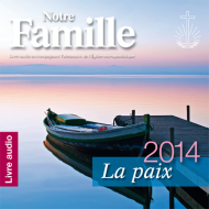 Hörbuch Notre Famille 2014 (CD)