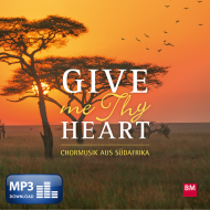 Give me Thy heart (MP3-Album)