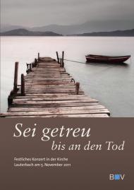 Sei getreu bis an den Tod (DVD) inkl. CD