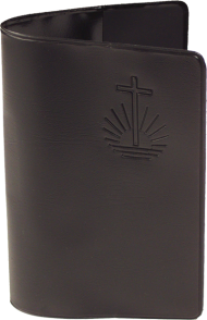 Gesangbuch, Text groß, SCHUTZHÜLLE Schwarz, 24,2 x 17,6 cm (B x H)