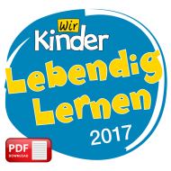 Stundenentwürfe zu Wir Kinder, 2017 (PDF-Download)