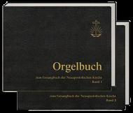 Orgelbuch zum Gesangbuch Set aus Band 1 und 2