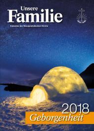 Kalender Unsere Familie 2018