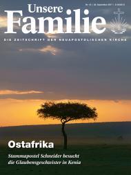 Unsere Familie, 2017, Ausgabe 18