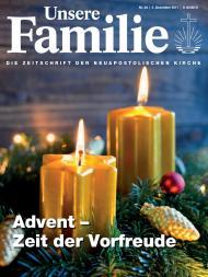 Unsere Familie, 2017, Ausgabe 23