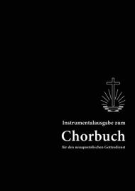 Instrumentalausgabe zum Chorbuch (Notensammlung)