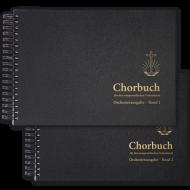 Chorbuch, Orchesterausgabe (Notensammlung)