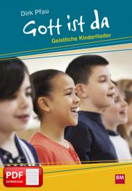 Gott ist da - Klaviersätze (PDF-Notensammlung)