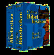 Calwer Bibellexikon Set aus Band 1 und 2