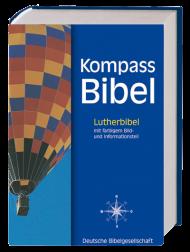 Kompass Bibel Lutherbibel mit farbigem Bild-...