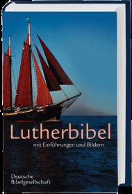 Lutherbibel mit Einführungen und Bildern, 1984er Übersetzung