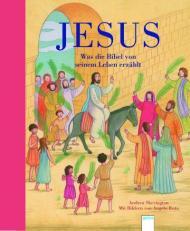 Jesus Was die Bibel von seinem Leben...