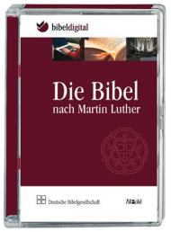 Die Bibel nach Martin Luther (CD-ROM)