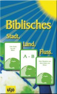Biblisches Stadt, Land, Fluss