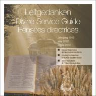Leitgedanken zum Gottesdienst Jahrgang 2012 (CD-ROM)