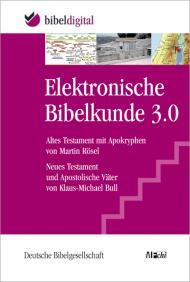 Elektronische Bibelkunde 3.0 (CD-ROM)