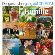 Unsere Familie Jahrgang 2013 (CD-ROM)