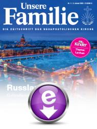 eMagazin UF 2020, Ausgabe 08 + spirit: Paradies (PDF)
