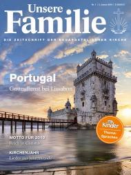 Unsere Familie, 2019, Ausgabe 01 + Wir Kinder, Thema: Sprachen