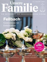 Unsere Familie, 2019, Ausgabe 03 + Wir Kinder, Thema: Reich Gottes