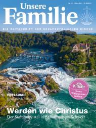 Unsere Familie, 2021, Ausgabe 05 + Wi Ki, Thema: Willkommen heißen