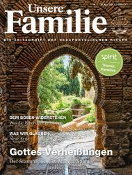 Unsere Familie, 2020, Ausgabe 08 + spirit, Thema: Paradies