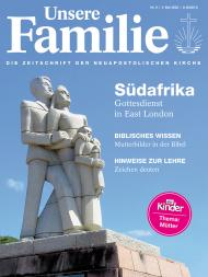 Unsere Familie, 2020, Ausgabe 09 + Wir Kinder, Thema: Mütter