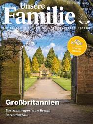 Unsere Familie, 2018, Ausgabe 13 + Wir Kinder, Thema: Reisen