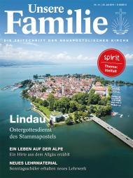 Unsere Familie, 2019, Ausgabe 14 + spirit, Thema: Vielfalt