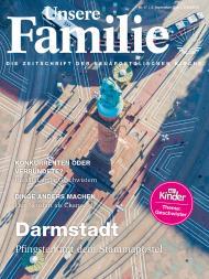 Unsere Familie, 2020, Ausgabe 17 + Wir Kinder, Thema: Geschwister