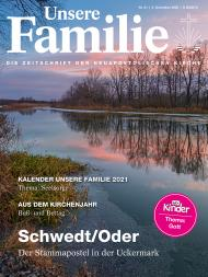 Unsere Familie, 2020, Ausgabe 21 + Wir Kinder, Thema: Gott