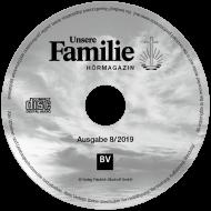 Hörmagazin UF, 2019, Ausgabe 08 (CD)