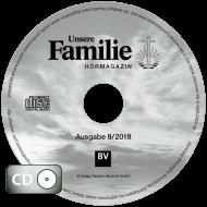 Hörmagazin UF, 2018, Ausgabe 08 (CD)