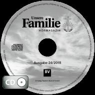 Hörmagazin UF, 2018, Ausgabe 24 (CD)