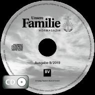 Hörmagazin UF, 2020, Ausgabe 08 (CD)