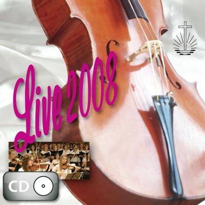 Live 2008 (CD)