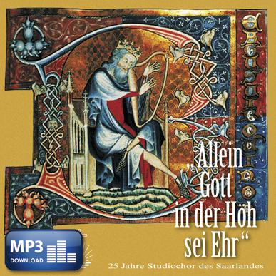 Allein Gott in der Höh sei Ehr (MP3-Album)