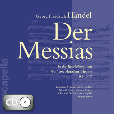 Der Messias (CD)